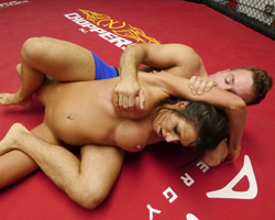 First To Cum Wrestling