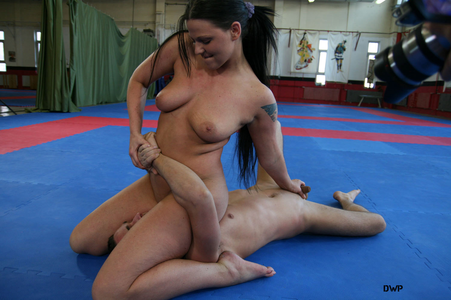 Nude wrestlings tube